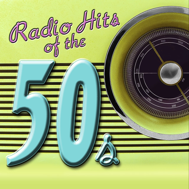 Various Artists Radio Hits Of the '50s album cover