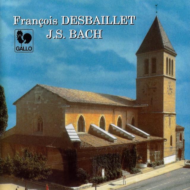 Bach: BWV 525, 547, 578, 601, 616, 617, 622, 638, 655, 678 & 768 Albumcover
