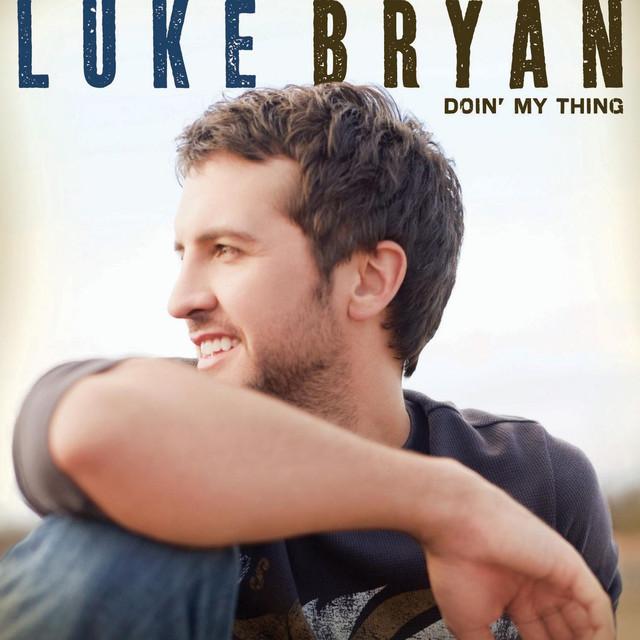 Luke Bryan album cover