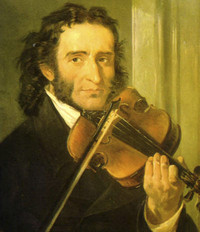 Picture of Niccolò Paganini