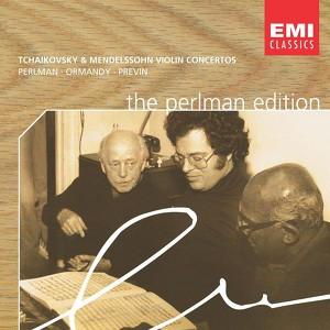 Itzhak Perlman/Philadelphia Orchestra/Eugene Ormandy/London Symphony Orchestra/André Previn