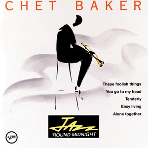 Chet Baker Alone Together cover