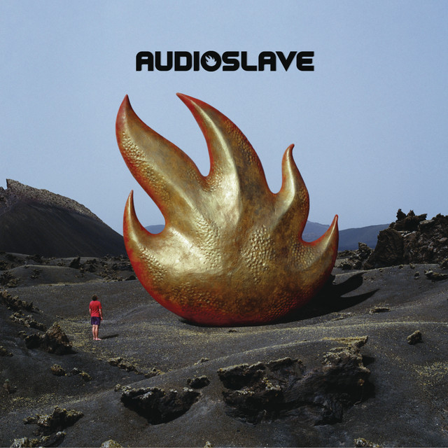 Album cover for Audioslave by Audioslave