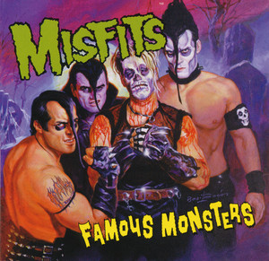 Famous Monsters Albumcover