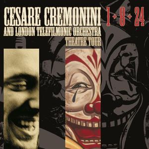 Cesare Cremonini Latin Lover - Live cover