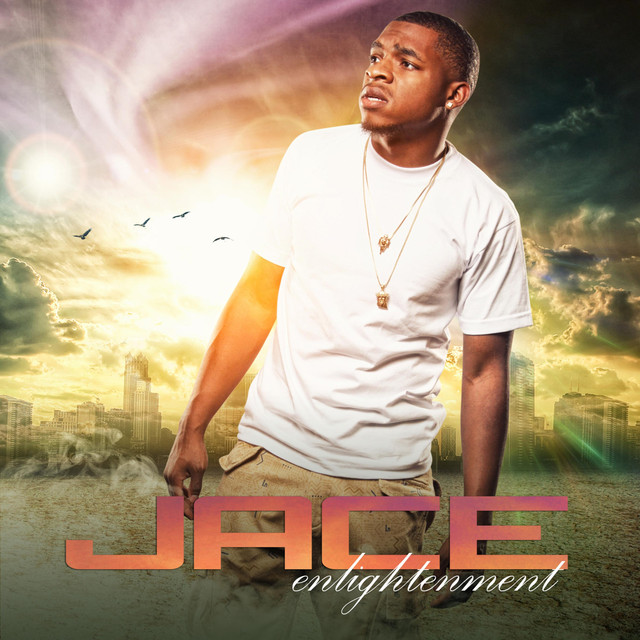 Album cover for Enlightenment by Jace The Mc