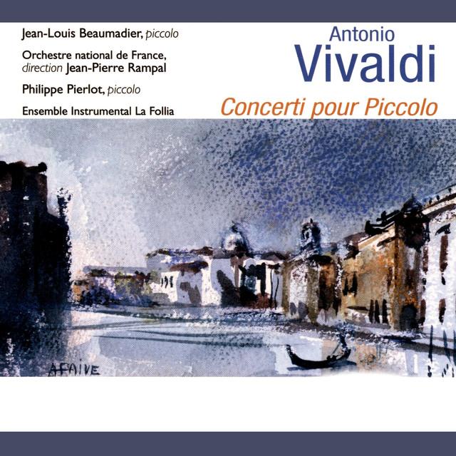 Vivaldi: Concerti pour piccolo Albumcover