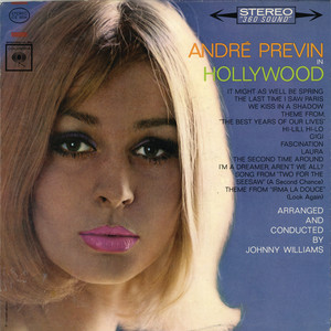 Andre Previn in Hollywood album