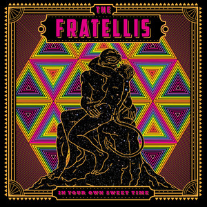 The Fratellis Laughing Gas cover