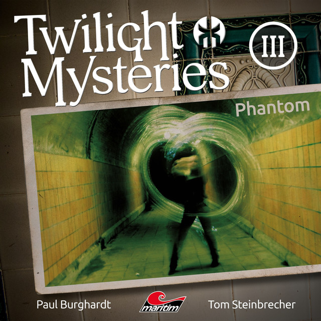 Die neuen Folgen - Folge 3: Phantom Cover