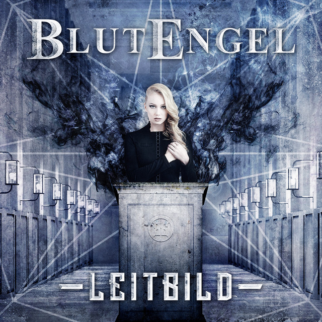 Album cover for Leitbild by Blutengel