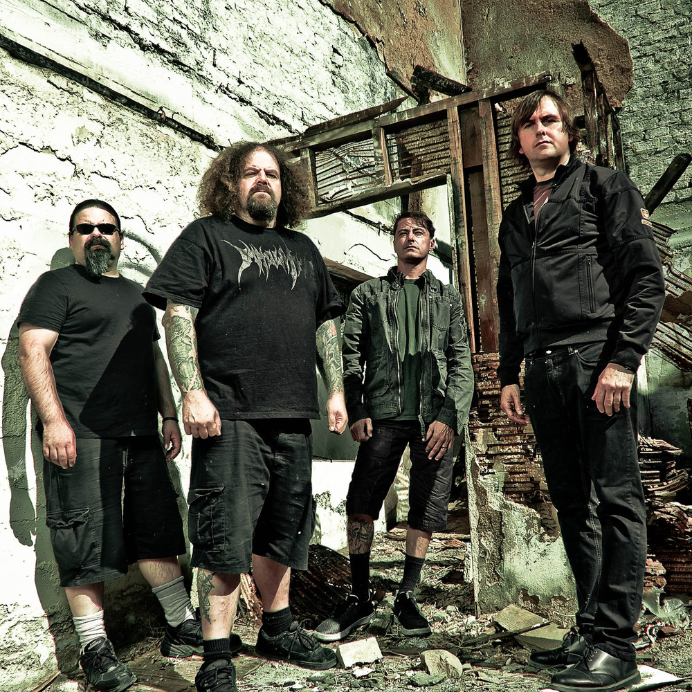 Napalm Death tickets and 2018 tour dates