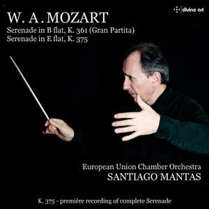 Mozart: Serenades Nos. 10 & 11 Albümü
