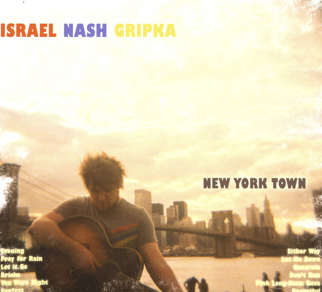 Israel Nash Gripka Tour