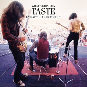 Taste What's Going On Live at the Isle Of Wight Festival