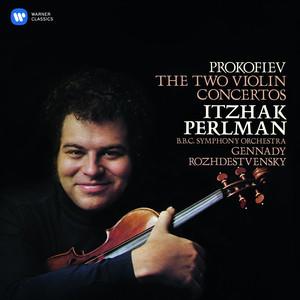 Prokofiev: Violin Concertos Nos 1 & 2 Albumcover