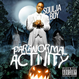 Paranormal Activity Albumcover