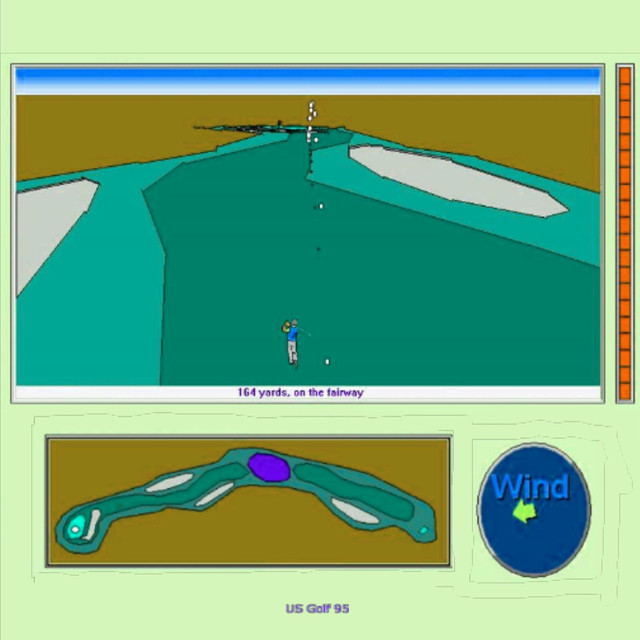 US Golf 95