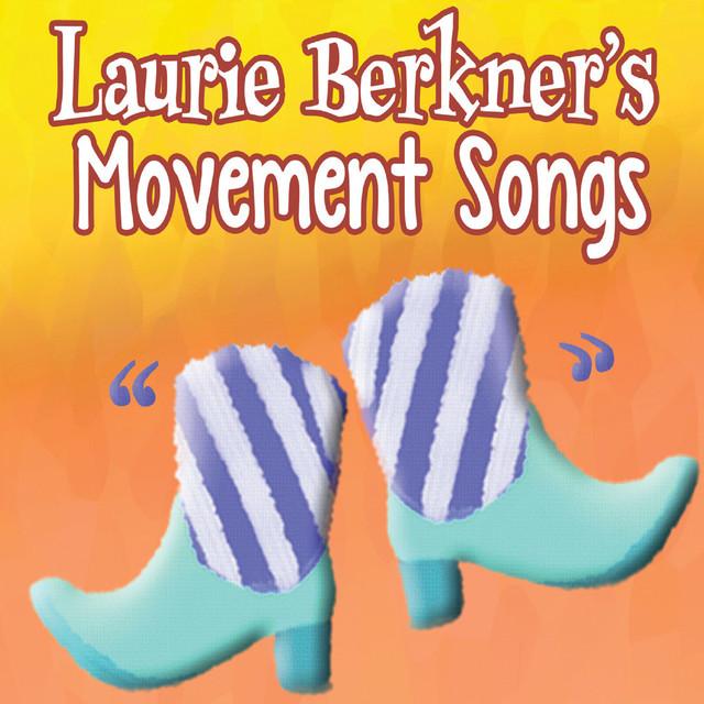 Laurie Berkner's Movement Songs Albumcover