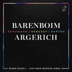 Piano Duos II: Schumann, Debussy, Bartók