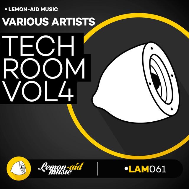 Tech Room, Vol. 4 Albumcover
