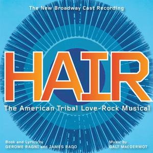 Hair - The New Broadway Cast Recording album
