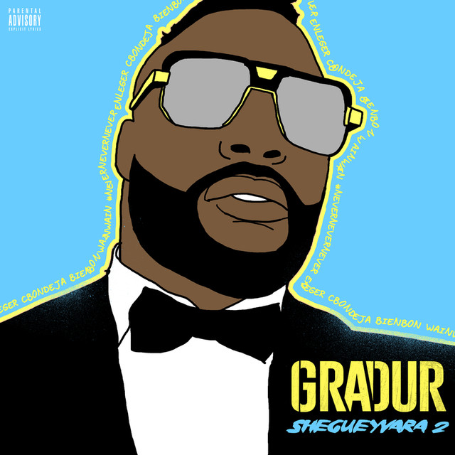 Album cover for ShegueyVara 2 by Gradur