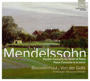 Mendelssohn: Concertos Albumcover