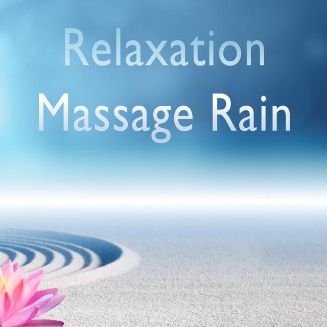 Relaxation Massage Rain Albumcover
