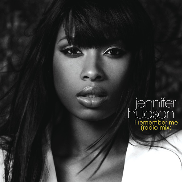 Jennifer Hudson I Remember Me album cover