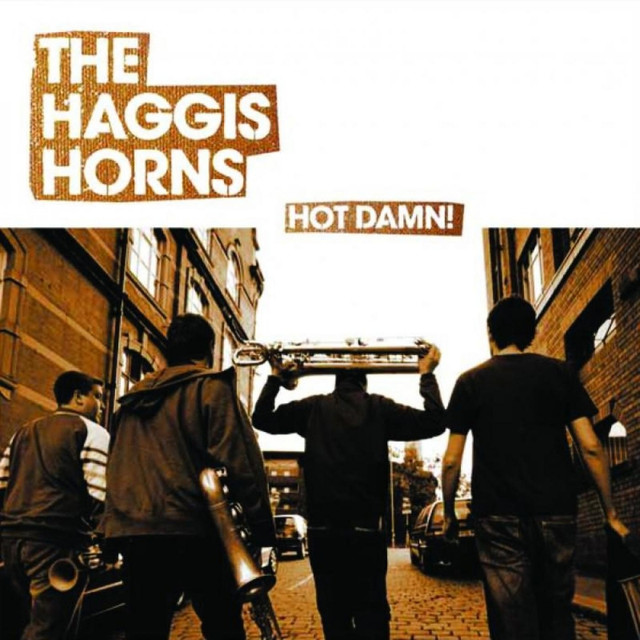 The Haggis Horns tickets and 2018 tour dates