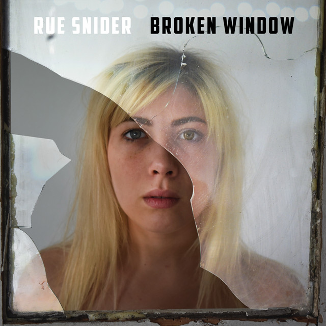 Rue Snider Broken Window album cover