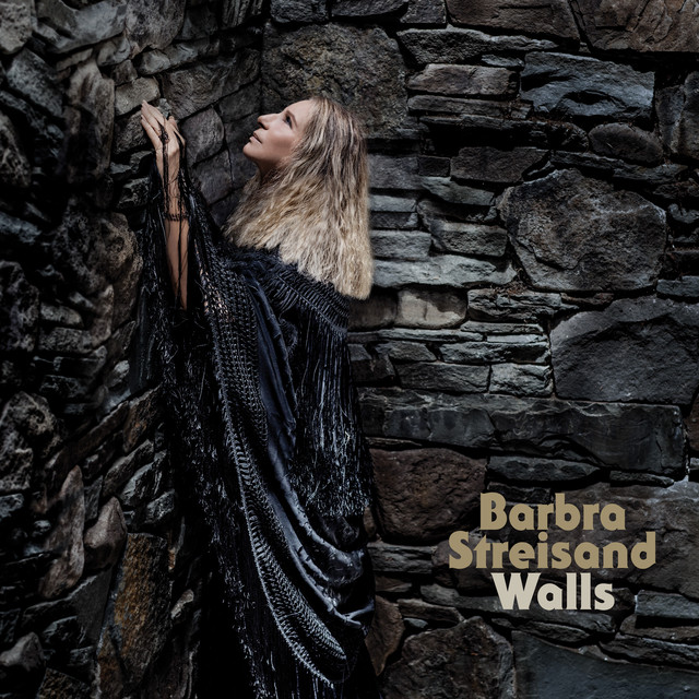 Album cover for Walls by Barbra Streisand