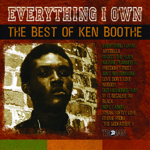 Everything I Own: The Definitive Collection album
