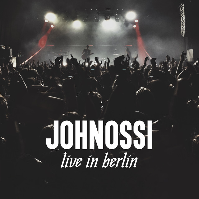 Album cover for Live In Berlin by Johnossi
