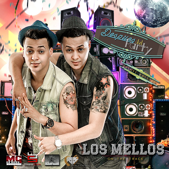 Los Mellos On The Track