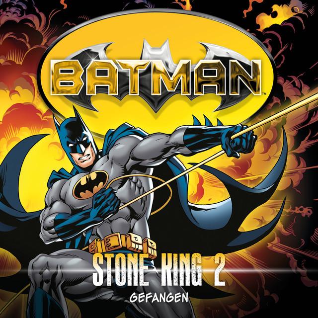 Stone King, Folge 2: Gefangen Cover
