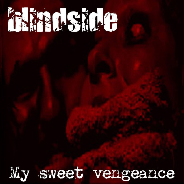 Album cover for My Sweet Vengeance by Blindside