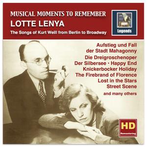Lotte Lenya / Kurt Weill album