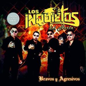 Bravos y Agresivos Albumcover