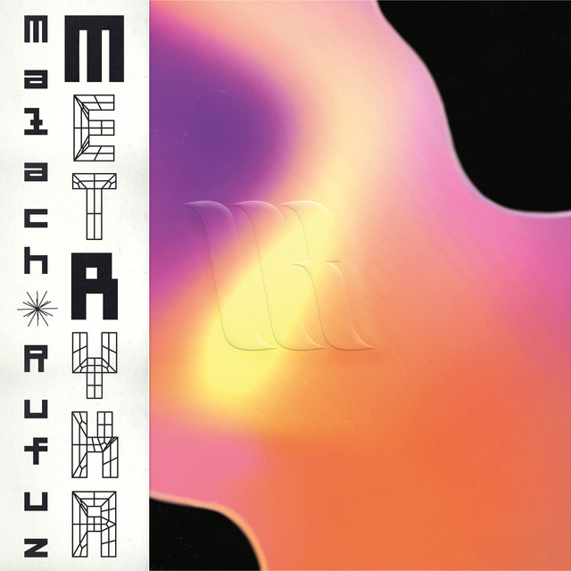 Album cover for MetRyka by Małach, Rufuz