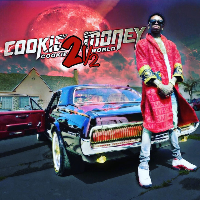 Album cover for Cookie World 2.5 by Cookie Money