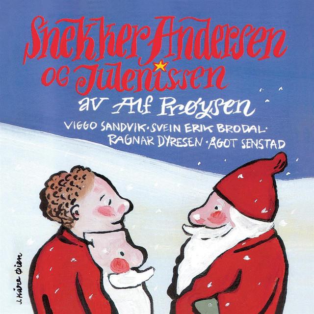 01d29213 Snekker Andersen og Julenissen av Alf Prøysen by Various Artists on Spotify