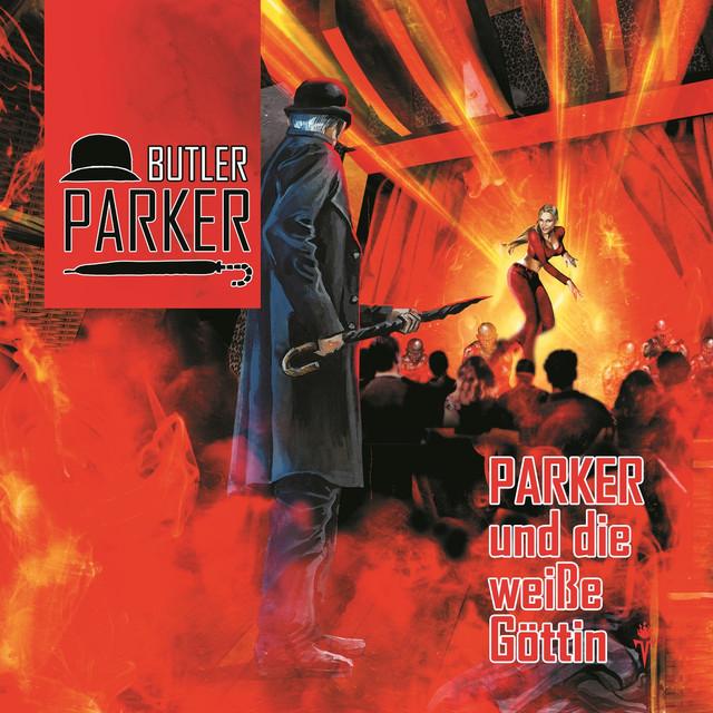 Folge 1: Parker und die weiße Göttin Cover