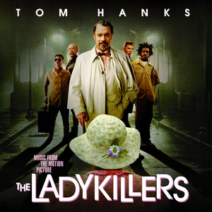 The Ladykillers Music From The Motion Picture Albumcover