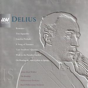 Delius: Song of Summer, The Walk to the Paradise Garden, String Quartet, etc. album