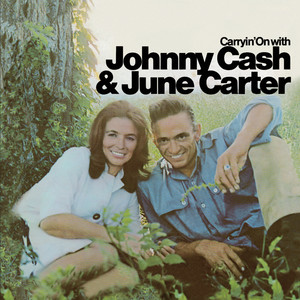Carryin' On With Johnny Cash And June Carter Albumcover