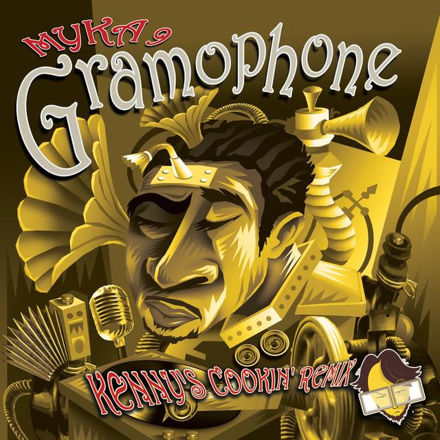Gramophone (feat. Abstract Rude, Dj Drez, Kenny Segal & Ryan Crosby) (Kenny's Cookin Remix) - Single