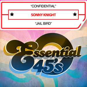 Sonny Knight, Irving Ashby, Plas Johnson, Ernie Freeman Confidential cover
