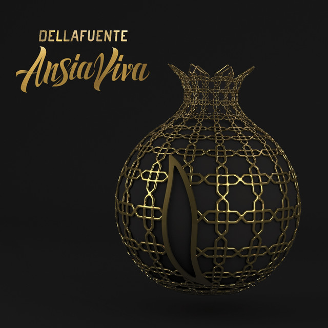 Album cover for Ansia Viva by DELLAFUENTE